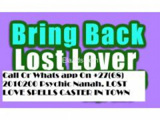 Love spells to return lost lover permanently